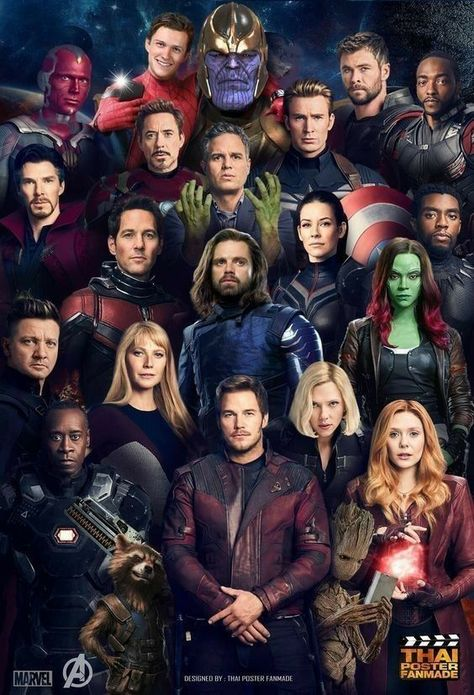 Upcoming Movies in Marvel Cinematic Universe After the devastating events of Avengers: Infinity War the universe is in ruins due to the efforts