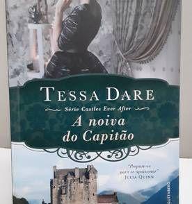 A Noiva Do Capitao Serie Castles Ever After Mundo Dos Livros