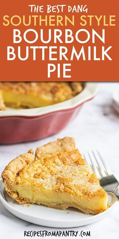 Southern Buttermilk Pie Southern Bourbon Buttermilk Pie In 2020 Vegan Recipes Easy Southern Buttermilk Pie Buttermilk Pie