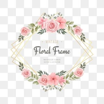 Beautiful Paint Watercolor Floral Wreath Flower Flowers Beautiful Flower Png Transparent Clipart Image And Psd File For Free Download Floral Wreath Watercolor Hand Painted Flowers Floral Watercolor