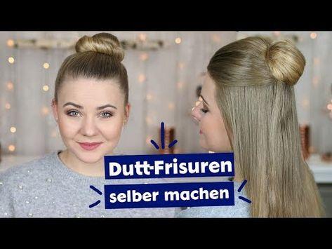 Dutt Frisuren Selber Machen Varianten Tipps I Dominokati Youtube Dutt Frisur Selber Machen Dutt Frisur Frisuren Selber Machen