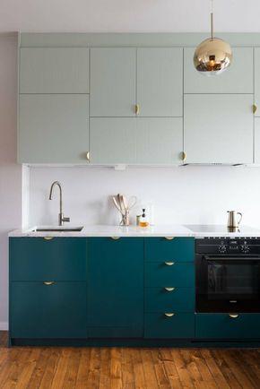 ღ Mobili da cucina Ikea: idee per un design funzionale | Kitchen ...