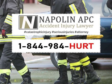 Catastrophic Injury Attorney | Napolin Accident Injury Lawyer | 1-844-984-4878