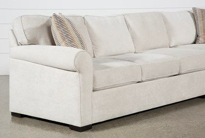 Elm Ii Foam 3 Piece Sectional With Left Arm Facing Sofa 3 Piece Sectional Sectional Furniture