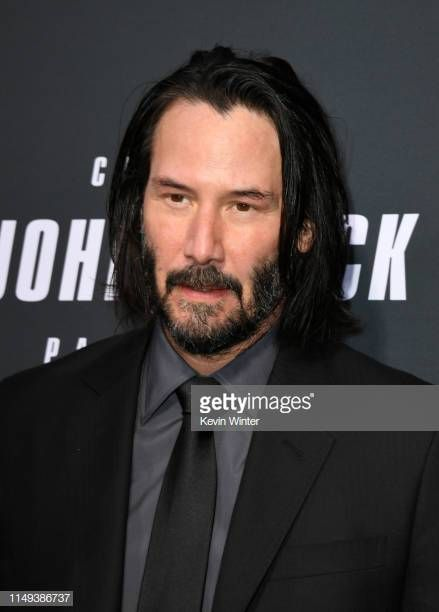 Keanu Reeves Attends The Special Screening Of Lionsgate S John