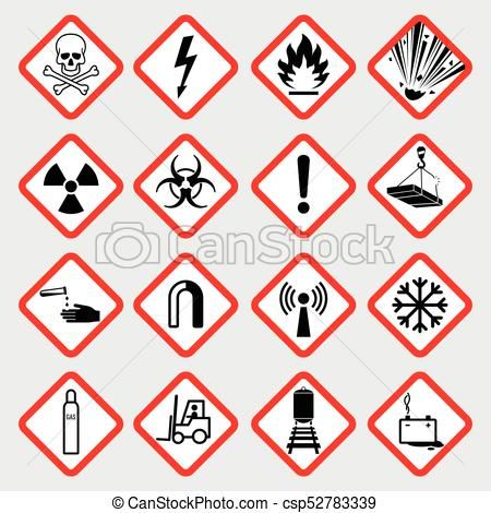 Image Result For Caution Symbol Pictogram Vector Illustration