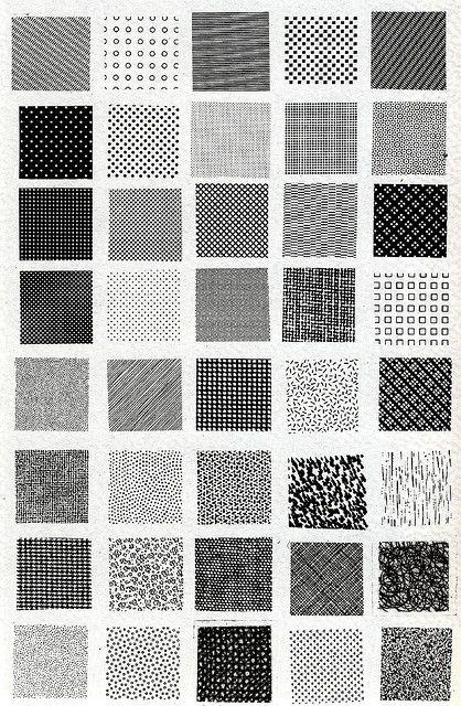 Best Bruno Munari Esempi Di Textures images on Designspiration