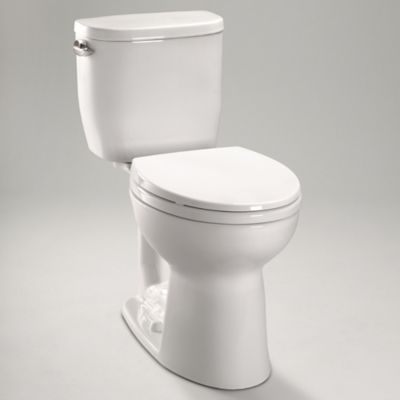 Buy The Entrada Close Coupled Toilet Round Bowl By Toto And The Best In Modern Furniture At Yliving Plus Free Shipping Toto Toilet Ada Toilet Modern Toilet