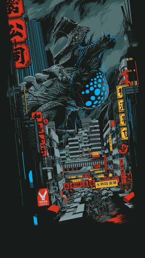 Pacific Rim (2013) Phone Wallpaper | Moviemania