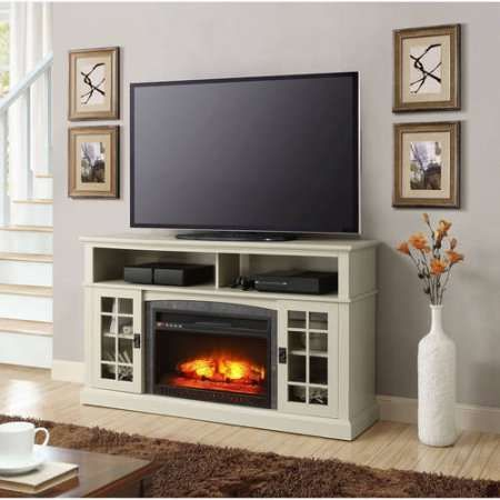 Better Homes And Gardens Mission Media Fireplace Console For
