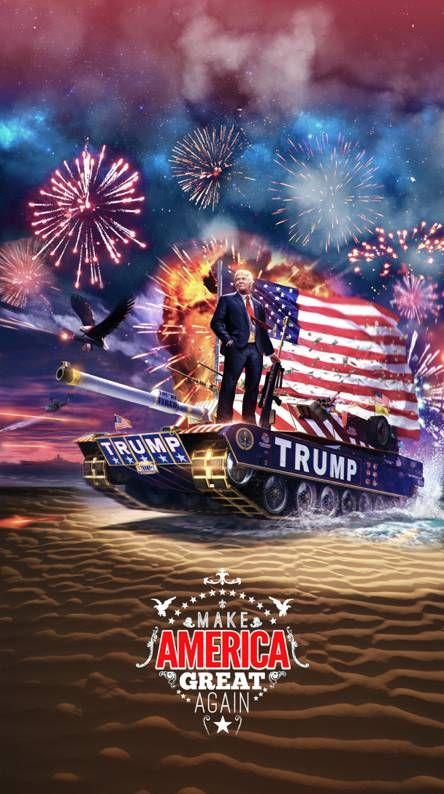 Download Trump 2020 Wallpaper Iphone Usa Flag Wallpaper Patriotic Pictures Phone Wallpaper