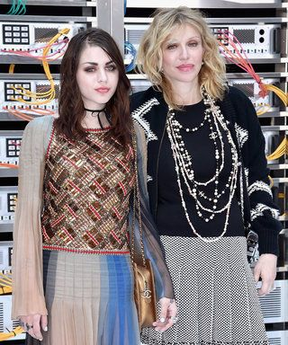 The mother-daughter duo once again turned heads at Paris Fashion Week on Tuesday. See their looks from the spring-summer 2017 Chanel show.