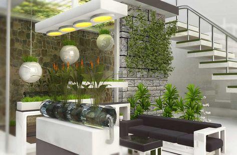 Piante Da Appartamento Originali.Piante Da Interno Idee Originali Soggiorno Design Modern