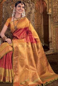 Images Of South Indian Wedding Sarees