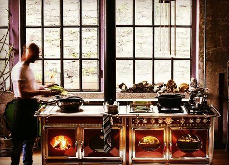 Cucine Moderne Grandi.Le Grandi Cucine Corradi Cb Caminetti Bellucci Cb