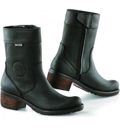 e5411c0834a4dc Bottes en cuir femme Stylmartin Megan   REF - Armror and Clothing   Bottes,  Bottes cuir femme et Bottes femme