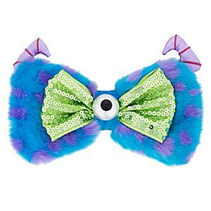 Disney Little Mermaid Ariel Interchangeable Minnie Swap Your Bow Ears Headband