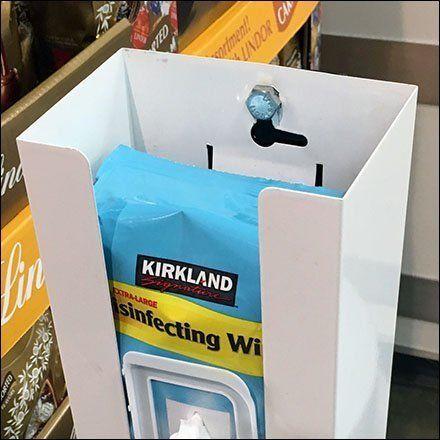 Kirkland Sanitary Wipes And Waste Disposal Waste Disposal