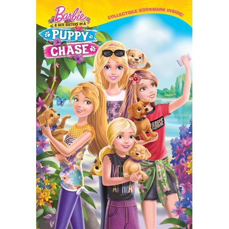 Barbie Her Sisters In A Puppy Chase Barbie Walmart Com Barbie And Her Sisters Barbie Barbie Sisters