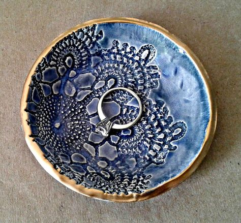 Ceramic Best dad Ring Dish  Coin dish  edged in gold Fathers day   Wholesale  available