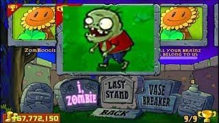 Plants Vs Zombies Puzzle I Zombie Three Hit Wonder Vs Imp Zombie