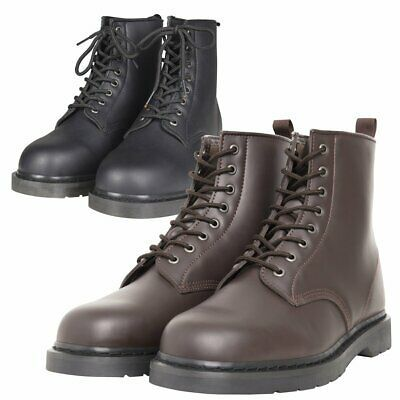 """NEW Corcoran Men/'s 8/"""" Non-Metallic Tactical Boots Black Med//Wid #CV5000 179ABCD"""