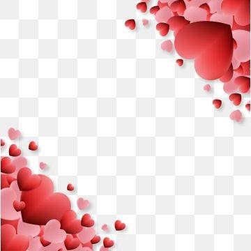 Clipart Transparent Background Valentines Day Banner