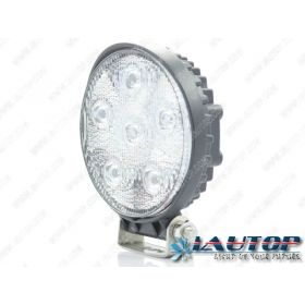 18w Led Working Lights For Bulldozers 24v Round 4 6 Ip67 Rohs Can Be Widely Used For Motorcycle Etc All Vehicle This 18w Led Work Light Work Lights Work Lamp