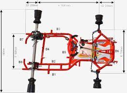 Image result for racing go kart frame dimensions   rides   Go kart