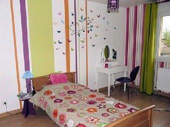 peinture chambre bébé fille 336x252 Idée Déco Chambre de Fille ...