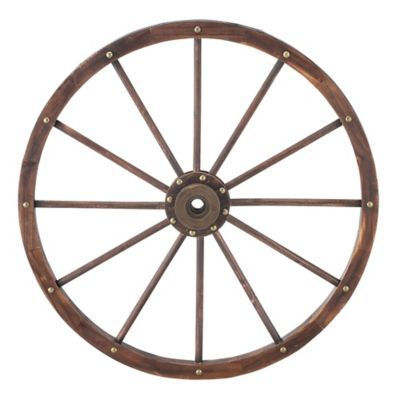 Red Shed 35 Inch Wagon Wheel Jft180105 In 2021 Decorative Wagon Wagon Wheel Tractor Supplies