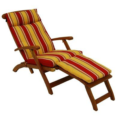 Freeport Park All Weather Uv Resistant Indoor Outdoor Steamer Deck Lounge Cushion Color Lounge Cushions Chaise Lounge Cushions Outdoor Chaise Lounge Cushions