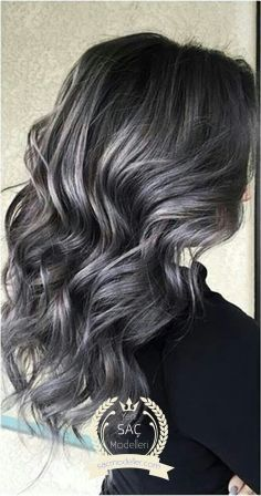 Gorgeous Hairstyles For Black Hair Shades Uzun Sac Balyaj Sac Sac