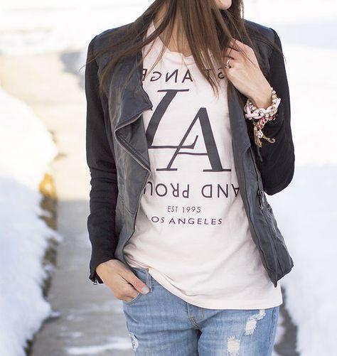 White Denim Jacket — Fashion Blog from Germany Modeblog