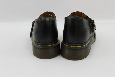 Vintage 90s Grunge Mary Janes Vintage Doc Martens by shopEBV