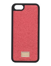 Cover Iphone X-Xs In Gomma - Accessori Donna Dolce&Gabbana