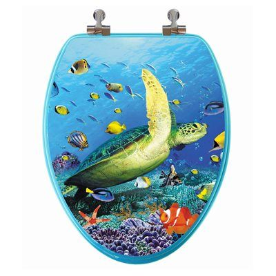 Magnificent Topseat Toilet Seat Stecp High Res 3D Image Sea Turtle Theyellowbook Wood Chair Design Ideas Theyellowbookinfo