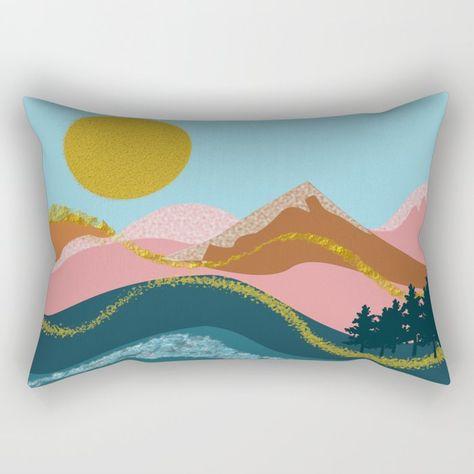 Our Rectangular Pillows are basically