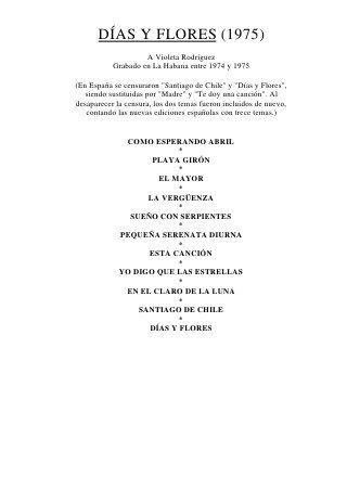 Cancionero Con Acordes De Silvio Rodriguez Silvio Rodríguez Person