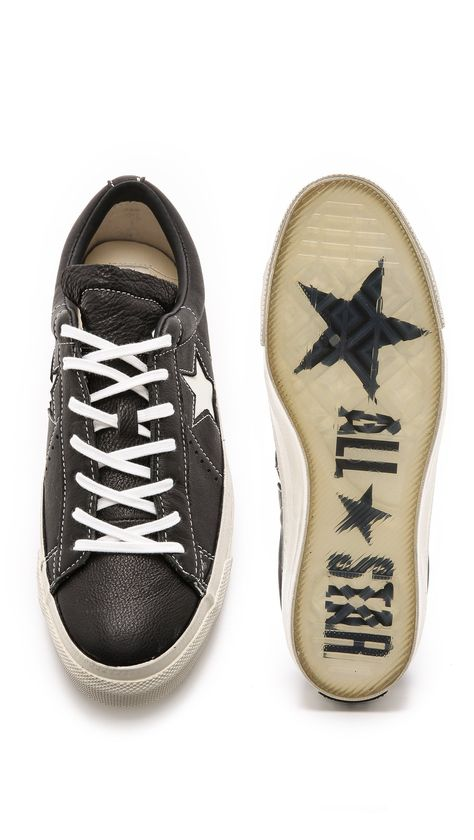 4ec86900d7b8 Converse x John Varvatos Men s John Varvatos One Star Sneakers ...