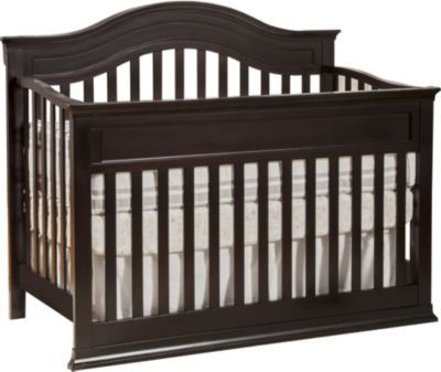 Million Dollar Baby Brook 4 In 1 Crib Homemakers Furniture 4 In 1 Crib Cribs Baby Room Decor