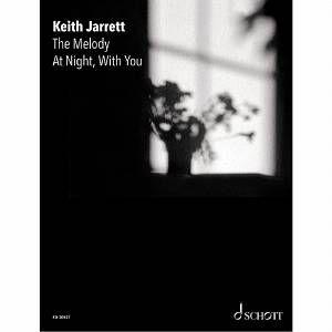 Schott Music Keith Jarrett The Melody At Night With You Dv247 En Gb Keith Jarrett Night Music