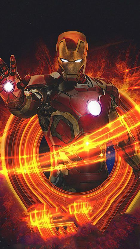 Pin On Wallpapers Cool iron man wallpaper for iphone 7