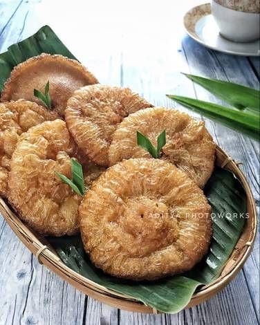 Resep Kue Cucur Gula Merah Empuk Oleh Aditya Damayanti Resep Resep Kue Resep Kue