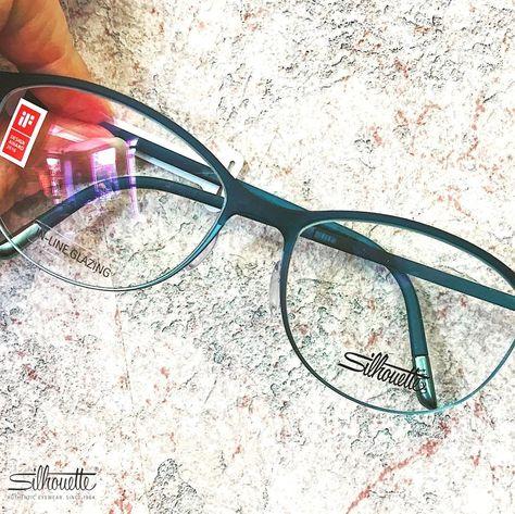 8e1867c4b2 Silhouette Urban Fusion Fullrim 1574 40-6060 Teal Eyeglasses Fashion Eyewear  Women s Unisex