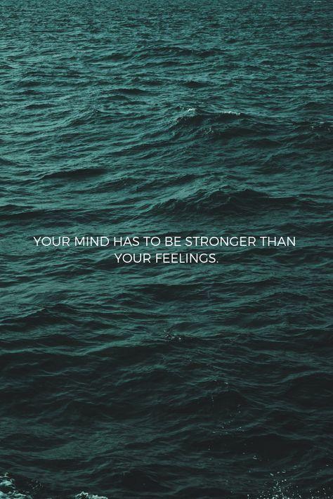 A Strong Mind
