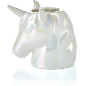 George Home Iridescent Unicorn Shaped Tumbler Asda Groceries Online Food Shopping Bathroom Accessory Sets George Home