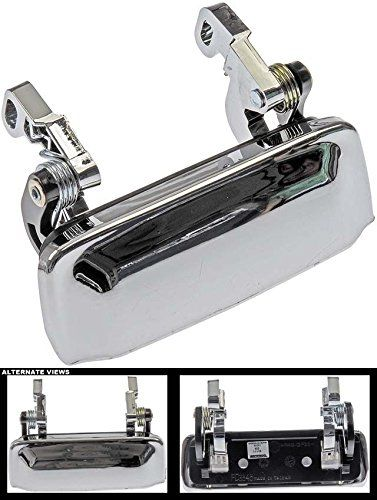 Apdty 02222 Exterior Chrome Door Handle Front Left Right Fits Select 1999 2009 Ford Ranger Mazda B Series S 2009 Ford Ranger Chrome Door Handles Ford Ranger