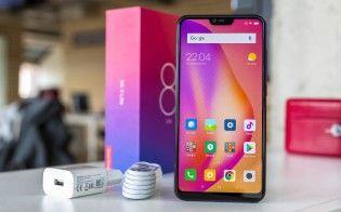 Xiaomi Mi 8 Lite In For Review Xiaomi Ram 64gb