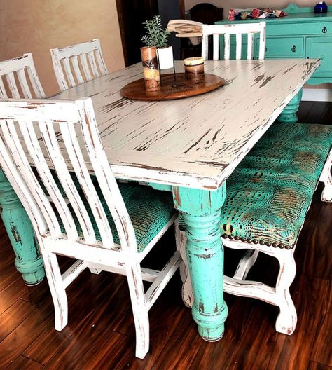 Sami Dining Set Table 4 Chairs 1 Bench – Cowhide Western Furniture – first Western Living Rooms, Rustic Living Room Furniture, Western Furniture, My Living Room, Cabin Furniture, Dining Furniture, Coaster Furniture, Furniture Ideas, Cowhide Furniture
